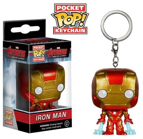 Funko Pocket POP! Keychain IRON MAN