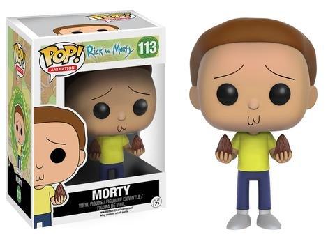 Funko POP! Rick & Morty MORTY #113