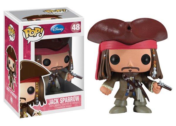 Funko POP! Disney JACK SPARROW #48