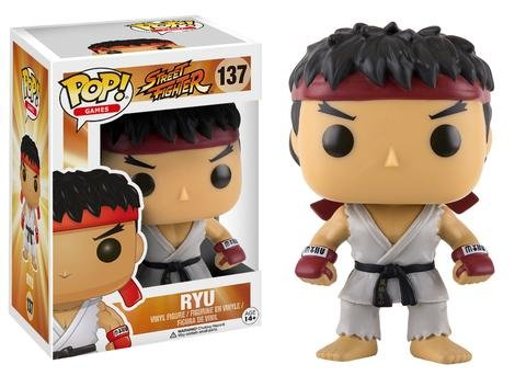 Funko POP! Street Fighter RYU #137