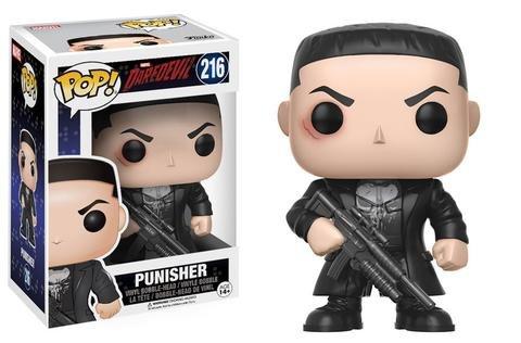 Funko POP! Marvel PUNISHER #216