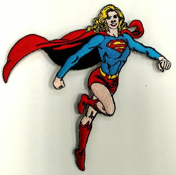 Patch Supergirl Flying