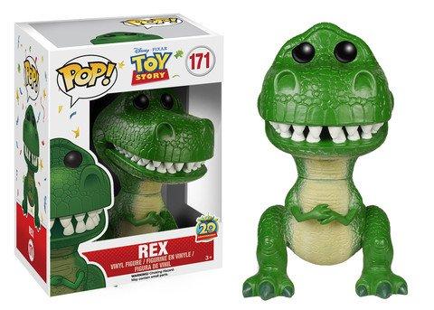 Funko POP! Disney Toy Story REX #171 VAULTED