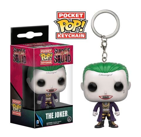 Funko Pocket POP! Keychain JOKER Suicide Squad