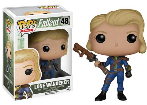 Funko POP! Fallout LONE WANDERER #48 female
