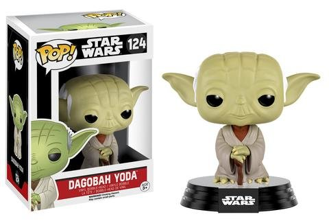 Funko POP! Star Wars E7 DAGOBAH YODA #124