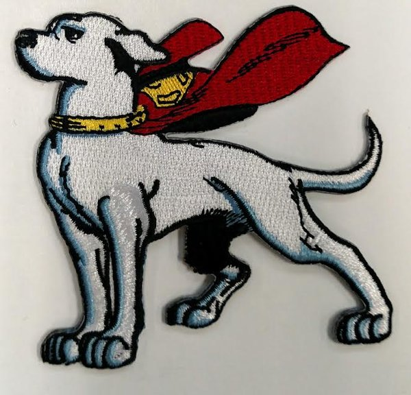 Patch Krypto the Super Dog