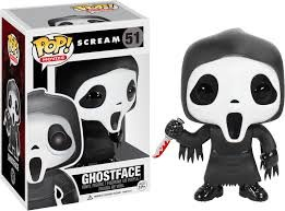 Funko POP! Horror GHOSTFACE #51