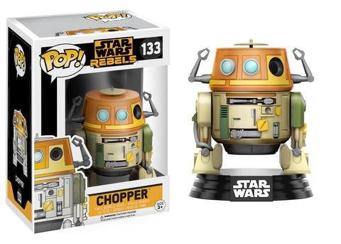 Funko POP! Star Wars Rebels CHOPPER #133