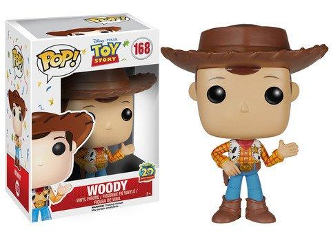 Funko POP! Disney Toy Story WOODY #168