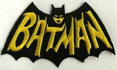 Patch Batman TV Logo