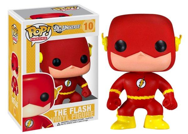 Funko POP! DC FLASH #10