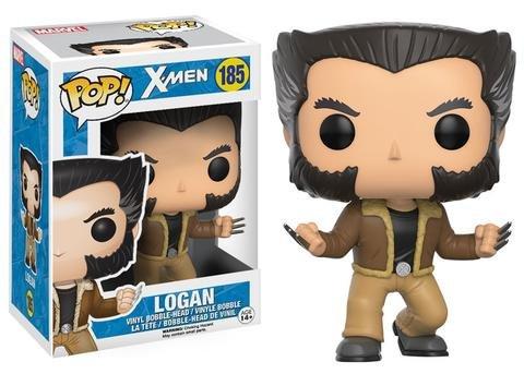 Funko POP! Marvel X-Men LOGAN #185
