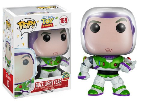 Funko POP! Disney Toy Story BUZZ LIGHTYEAR #169