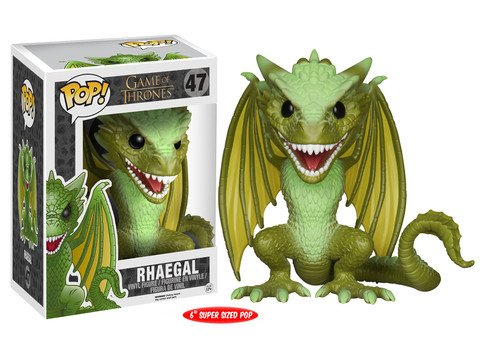 Funko POP! Game of Thrones RHAEGAL #47