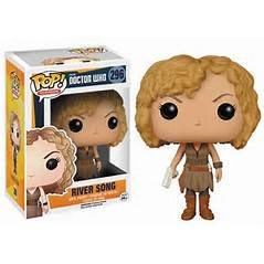 Funko POP! Doctor Who RIVER SONG #296