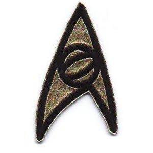 Patch Star Trek Classic Science