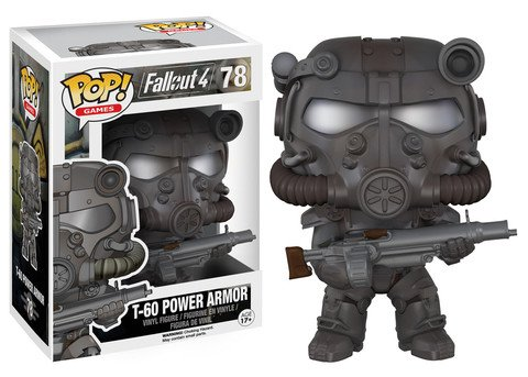 Funko POP! Fallout T-60 POWER ARMOR #78