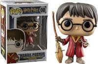 Funko POP! HARRY POTTER QUIDDITCH #08