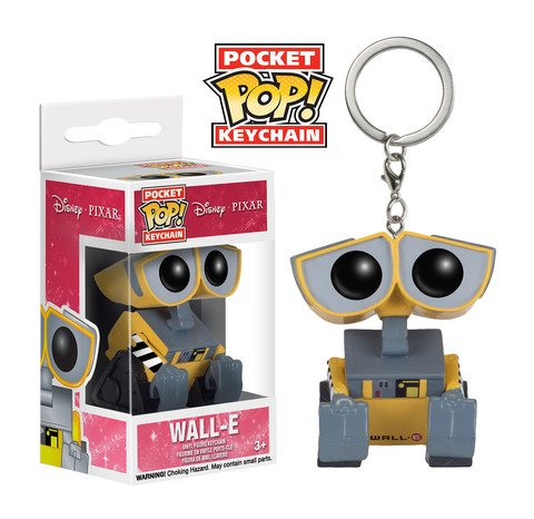 Funko Pocket POP! Keychain WALL-E