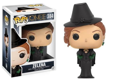 Funko POP! Once Upon a Time ZELENA #384