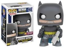Funko POP! DC PX exclusive DK ARMORED BATMAN #112