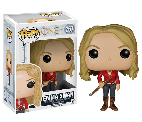 Funko POP! Once Upon A Time EMMA SWAN #267