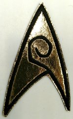 Patch Star Trek Classic Engineering