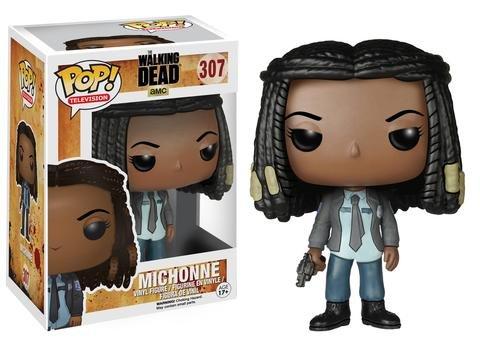 Funko POP! Walking Dead MICHONNE #307 VAULTED