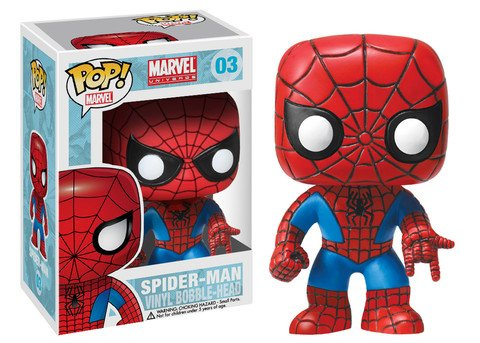 Funko POP! Marvel SPIDER-MAN #03