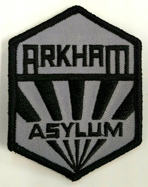 Patch BATMAN ARKHAM ASYLUM