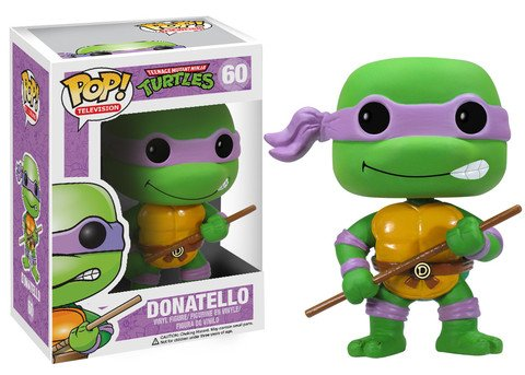 Funko POP! TMNT DONATELLO #60