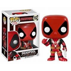 Funko POP! Marvel DEADPOOL thumbs up #112
