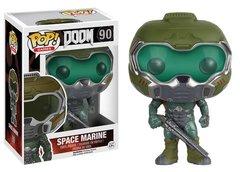 Funko POP! Doom SPACE MARINE #90