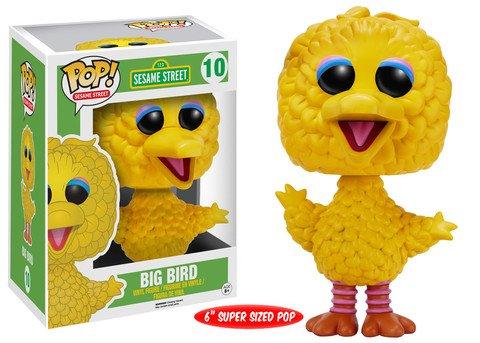 Funko Pop! Sesame Street BIG BIRD #10 VAULTED