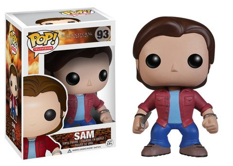 Funko POP! Supernatural SAM #93