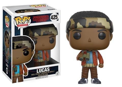 Funko POP! Stranger Things LUCAS #425