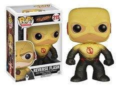 Funko POP! DC TV Flash REVERSE FLASH #215 VAULTED