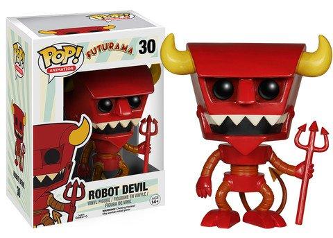 Funko POP! Futurama ROBOT DEVIL #30