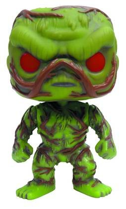 Funko POP! DC PX exclusive SWAMP THING #82