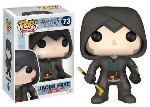 Funko POP! Assassin's Creed JACOB FRYE #73