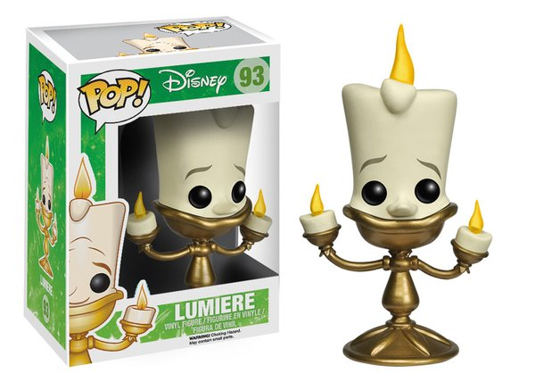 Funko POP! Disney LUMIERE #93