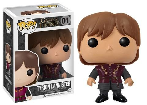 Funko POP! Game of Thrones TYRION LANNISTER #01 VAULTED