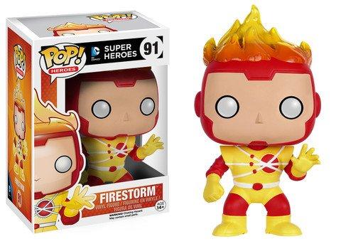 Funko POP! DC FIRESTORM #91