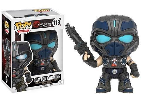 Funko POP! Gears Of War CLAYTON CARMINE #113