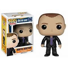 Funko POP! Doctor Who 9TH DOCTOR #294