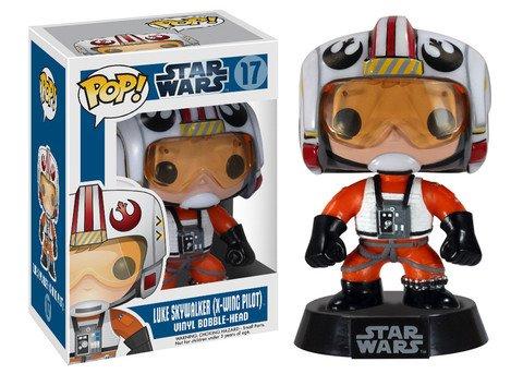 Funko POP! Star Wars LUKE SKYWALKER X-WING PILOT #17 VAULTED