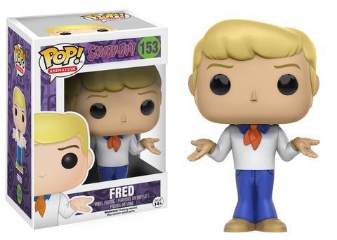 Funko POP! Scooby Doo FRED #153