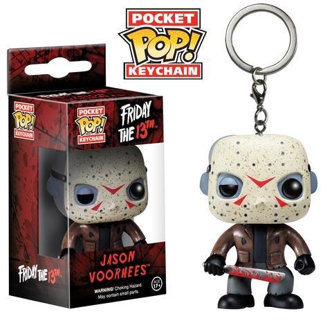 Funko Pocket POP! Keychain JASON VOORHEES