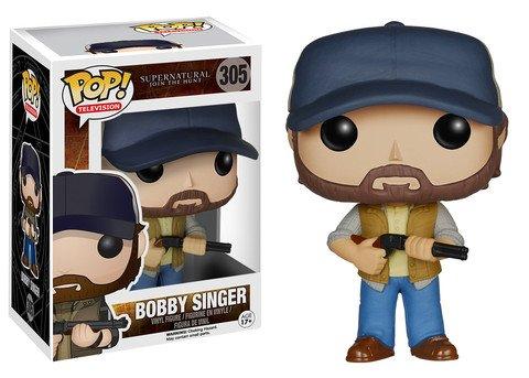 Funko POP! Supernatural BOBBY SINGER #305